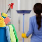 خدمات التنظيف بابها